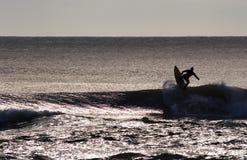 01 som surfar Royaltyfri Foto