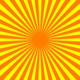 01 sunburst Obrazy Royalty Free