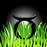 01 taurus horoskopu Zdjęcie Royalty Free