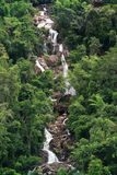 01 thailand vattenfall Royaltyfri Foto