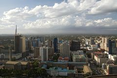 010 nairobi Royaltyfri Foto
