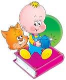 012婴孩 免版税图库摄影