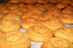 012 μπισκότα Πάσχα Στοκ Φωτογραφία