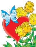 012 vårt bröllop Royaltyfri Illustrationer