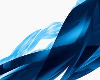 015 abstrakcjonistycznych elementów szklanych Obraz Royalty Free