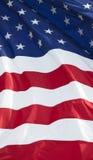 015 flaga amerykańska Obrazy Royalty Free