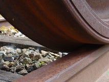 017 linia kolejowa Fotografia Stock