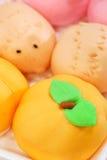 02个小圆面包cutie系列 免版税库存图片