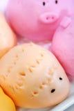 02个小圆面包cutie系列 库存图片