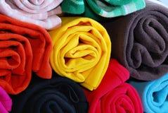 02个布料棉花系列 免版税库存图片
