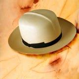 02个帽子 免版税库存图片