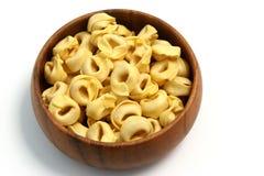 02个意大利面食意大利式饺子 免版税库存图片