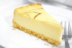 02个蛋糕干酪系列 库存照片