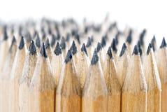 02个铅笔系列 免版税库存图片