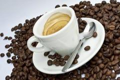 02咖啡 免版税图库摄影