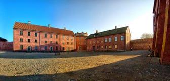 02座城堡landskrona 免版税库存照片