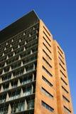 02建立现代办公室的结构 免版税图库摄影