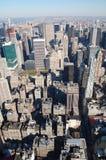 02曼哈顿 免版税库存图片