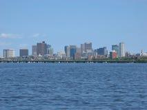 02波士顿查理斯河 库存照片