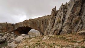02自然的桥梁 库存图片