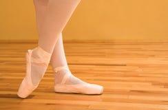 02芭蕾舞女演员 库存图片