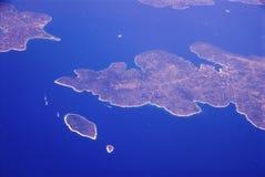 02 öar Arkivfoto