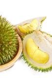 02 ασιατικές durian σειρές καρπών Στοκ Εικόνα