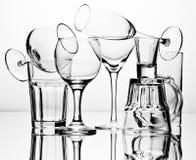 02 γυαλιά Στοκ Εικόνες