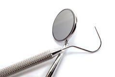02 εργαλεία οδοντιάτρων Στοκ φωτογραφία με δικαίωμα ελεύθερης χρήσης