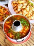 02 εύγευστα τρόφιμα Ταϊλαν&delta στοκ φωτογραφία με δικαίωμα ελεύθερης χρήσης