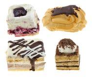 02 κέικ που τίθενται Στοκ φωτογραφία με δικαίωμα ελεύθερης χρήσης