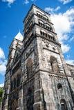 02 καθεδρικός ναός Lund Στοκ φωτογραφία με δικαίωμα ελεύθερης χρήσης
