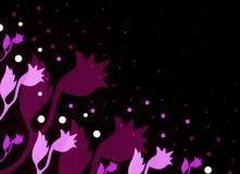 02 σειρές ισχύος λουλουδιών Στοκ Εικόνες