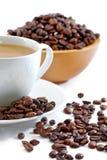 02 σειρές καφέ Στοκ Εικόνα