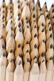 02 σειρές μολυβιών Στοκ Φωτογραφίες