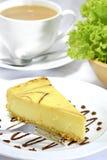 02 σειρές τυριών κέικ Στοκ φωτογραφία με δικαίωμα ελεύθερης χρήσης