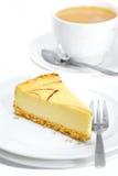02 σειρές τυριών κέικ Στοκ Εικόνες
