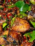 02 τρόφιμα Ταϊλανδός Στοκ Εικόνες