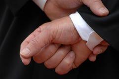02 χέρια Στοκ φωτογραφία με δικαίωμα ελεύθερης χρήσης