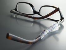 02 χυτά γυαλιά Στοκ Φωτογραφία
