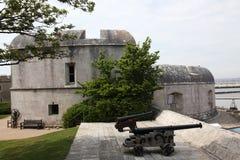 02 замок dorset portland Стоковое Изображение RF