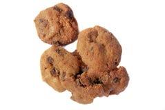 02 печенья шоколада обломоков Стоковые Изображения RF