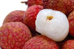 02 свежих серии lychee Стоковое Изображение