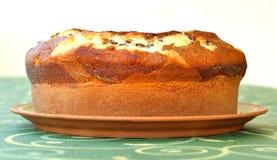 02 сделанного домашнего торта Стоковые Изображения RF