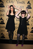 02 07 12加州打盹glam grammy好莱坞珍妮myhouse 免版税图库摄影