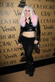 02 07 12 ca glam grammy Hollywood kerli myhouse Zdjęcia Stock