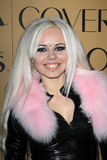 02 07 12 ca glam grammy Hollywood kerli myhouse Obraz Stock