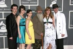 02 08 09 zszywka Angeles rocznika nagród ca centrum cherryholmes grammy los zszywki Fotografia Royalty Free