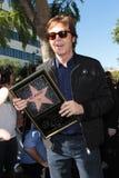02 09 12加州仪式名望好莱坞麦卡特尼・保罗星形结构 免版税图库摄影