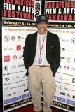 02 09 13 afrykanów ca miasta Clinton culver festiwalu filmu h layla niecki placu premiera theatre Wallace Obraz Royalty Free